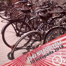 Łódź niepodległa - wycieczka rowerowa
